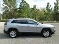 Jeep Cherokee Latitude Plus Billet Silver Metallic photo #6