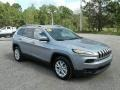 Jeep Cherokee Latitude Plus Billet Silver Metallic photo #7