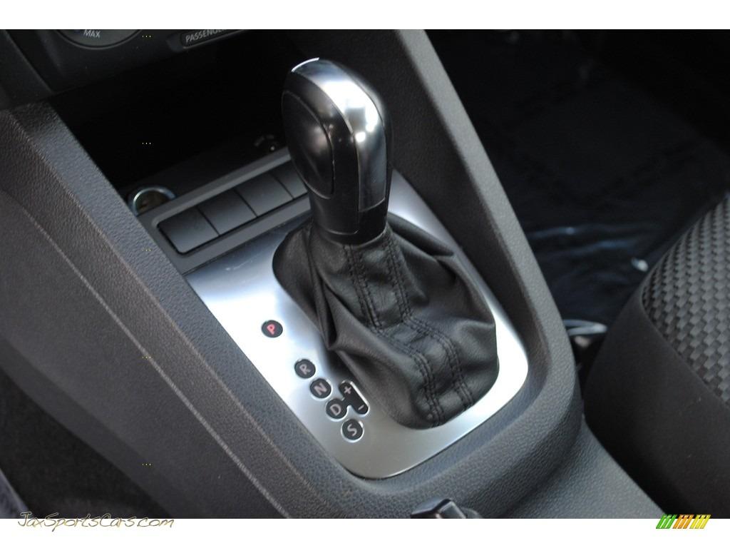2013 Jetta S Sedan - Platinum Gray Metallic / Titan Black photo #16