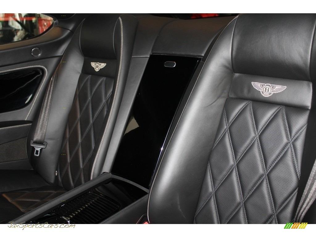 2006 Continental GT  - Diamond Black / Beluga photo #23
