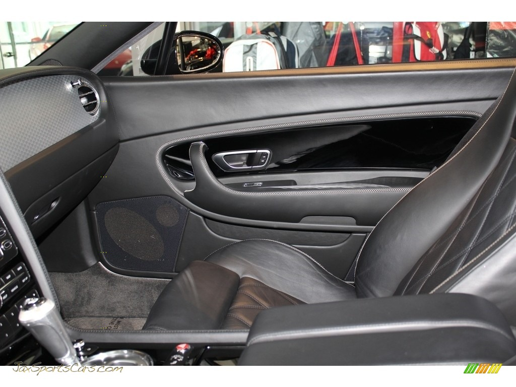 2006 Continental GT  - Diamond Black / Beluga photo #25