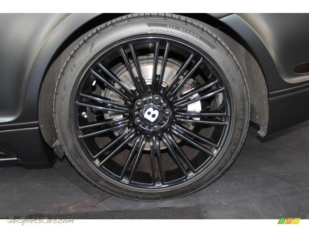 2006 Continental GT  - Diamond Black / Beluga photo #29