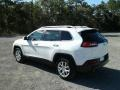 Jeep Cherokee Latitude Plus Bright White photo #3