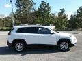 Jeep Cherokee Latitude Plus Bright White photo #6