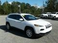 Jeep Cherokee Latitude Plus Bright White photo #7