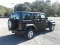 Jeep Wrangler Unlimited Sport 4x4 Black photo #5