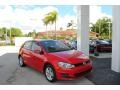 Volkswagen Golf 4 Door 1.8T Wolfsburg Tornado Red photo #1