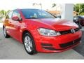 Volkswagen Golf 4 Door 1.8T Wolfsburg Tornado Red photo #2