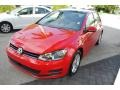 Volkswagen Golf 4 Door 1.8T Wolfsburg Tornado Red photo #4
