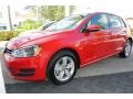 Volkswagen Golf 4 Door 1.8T Wolfsburg Tornado Red photo #5