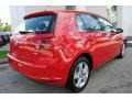 Volkswagen Golf 4 Door 1.8T Wolfsburg Tornado Red photo #10