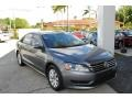 Volkswagen Passat Wolfsburg Edition Sedan Platinum Gray Metallic photo #1
