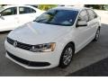 Volkswagen Jetta SE Sedan Candy White photo #4