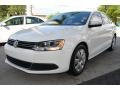 Volkswagen Jetta SE Sedan Candy White photo #5