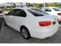 Volkswagen Jetta SE Sedan Candy White photo #6