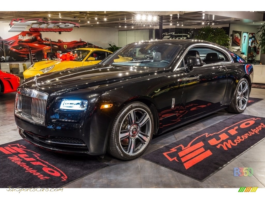2014 Wraith  - Autumn Mystery Black / Black photo #1