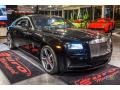 Rolls-Royce Wraith  Autumn Mystery Black photo #4