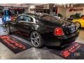Rolls-Royce Wraith  Autumn Mystery Black photo #8