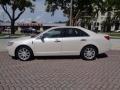 Lincoln MKZ FWD White Platinum Metallic Tri-Coat photo #3