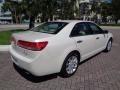 Lincoln MKZ FWD White Platinum Metallic Tri-Coat photo #9