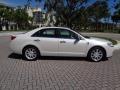 Lincoln MKZ FWD White Platinum Metallic Tri-Coat photo #11