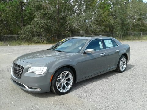 Ceramic Grey 2018 Chrysler 300 C