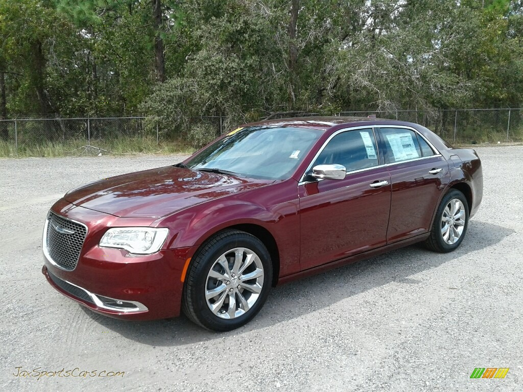 2018 chrysler 300 limited awd in velvet red pearl 151826 jax sports cars cars for sale in. Black Bedroom Furniture Sets. Home Design Ideas