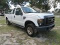 Ford F250 Super Duty XL SuperCab 4x4 Oxford White photo #2