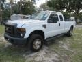 Ford F250 Super Duty XL SuperCab 4x4 Oxford White photo #3