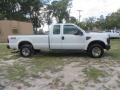 Ford F250 Super Duty XL SuperCab 4x4 Oxford White photo #4