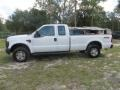 Ford F250 Super Duty XL SuperCab 4x4 Oxford White photo #5