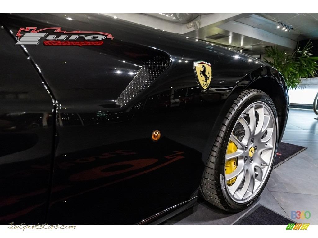 2009 599 GTB Fiorano  - Nero (Black) / Cream photo #38