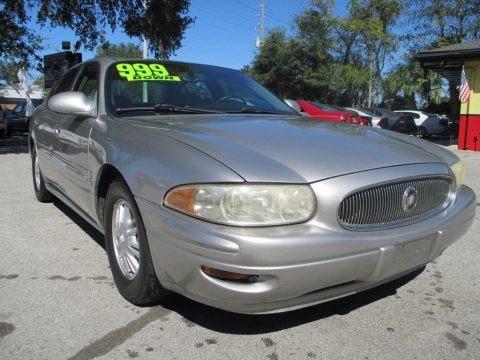 Platinum Metallic 2004 Buick LeSabre Custom