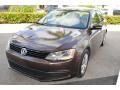 Volkswagen Jetta SE Sedan Toffee Brown Metallic photo #4