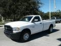 Ram 2500 Tradesman Regular Cab Bright White photo #1