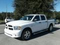 Ram 1500 Express Crew Cab Bright White photo #1