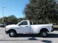 Ram 3500 Tradesman Regular Cab Dual Rear Wheel Bright White photo #2