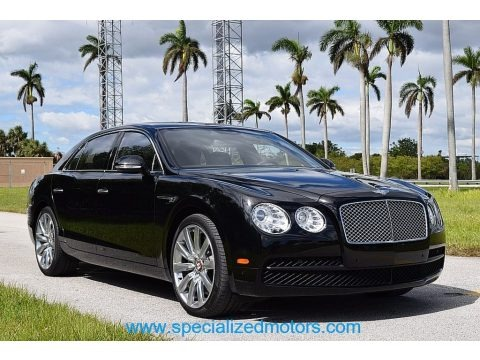 Beluga 2015 Bentley Flying Spur V8