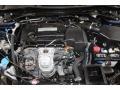 Honda Accord EX Sedan Obsidian Blue Pearl photo #29