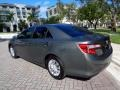 Toyota Camry L Cypress Green Pearl photo #5