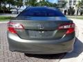 Toyota Camry L Cypress Green Pearl photo #7