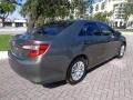 Toyota Camry L Cypress Green Pearl photo #9