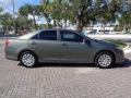 Toyota Camry L Cypress Green Pearl photo #11