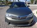 Toyota Camry L Cypress Green Pearl photo #15