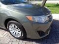 Toyota Camry L Cypress Green Pearl photo #19