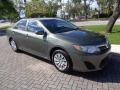 Toyota Camry L Cypress Green Pearl photo #25