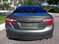 Toyota Camry L Cypress Green Pearl photo #32