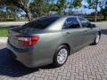 Toyota Camry L Cypress Green Pearl photo #50