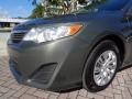 Toyota Camry L Cypress Green Pearl photo #58