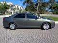 Toyota Camry L Cypress Green Pearl photo #65